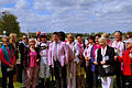 The Pink Ladies, trainer & jockey (7211646062).jpg