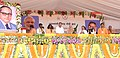 The Prime Minister, Shri Narendra Modi inaugurating the Health and Wellness Centre to mark the launch of Ayushman Bharat, in Bijapur, Chhatisgarh (2).jpg