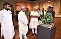 The Prime Minister, Shri Narendra Modi visiting the Bihar Museum, in Patna.jpg