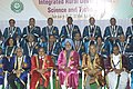 The Prime Minister Dr. Manmohan Singh with eminent scientists at the 93rd Indian Science Congress in Hyderabad on January 3, 2006.jpg