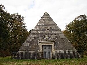 John Hobart, 2nd Earl of Buckinghamshire - Mausoleum of the 2nd Earl in Blickling Park, Norfolk