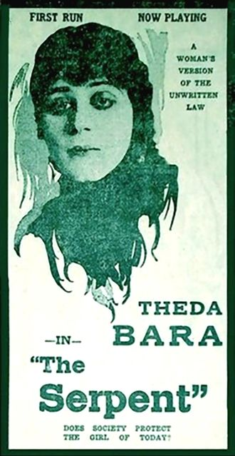The Serpent (1916 film) - Film poster