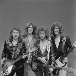 The Shoes in 1974