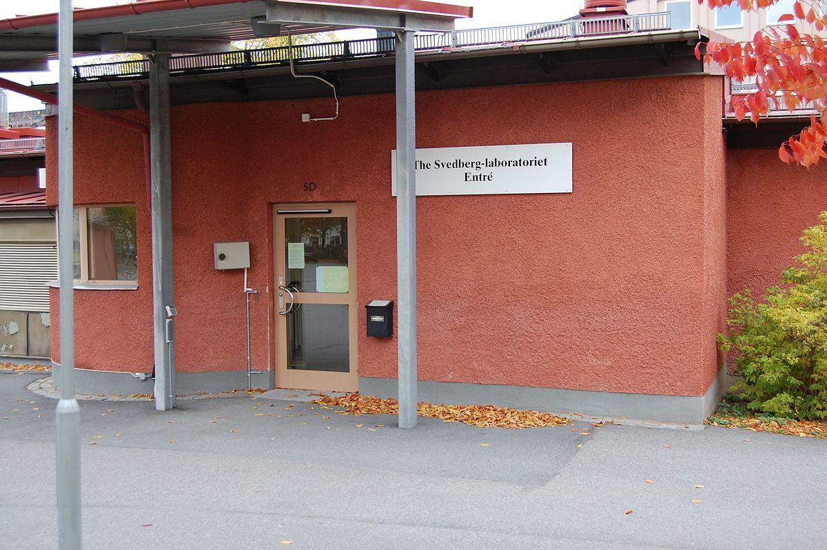 the svedberg laboratory wikipedia