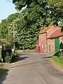 The Telephone box at Eaton Village - geograph.org.uk - 802861.jpg