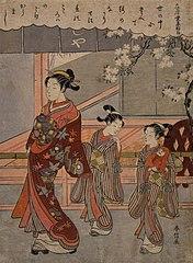 The Thirty-six Immortal Poets: Ariwara no Narihira