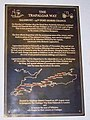 The Trafalgar Way Plaque, Salisbury - geograph.org.uk - 1187932.jpg