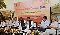 The Union Minister for Tribal Affairs, Shri Jual Oram chairing a Workshop on Forest Rights Act, 2006 and its implications, in New Delhi on October 27, 2016.jpg