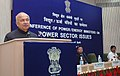 The Union Power Minister, Shri Sushilkumar Shinde addressing the Meeting of Power Ministers of all States and UTs, in New Delhi on November 15, 2009.jpg
