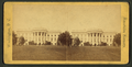 The White House, from Robert N. Dennis collection of stereoscopic views.png