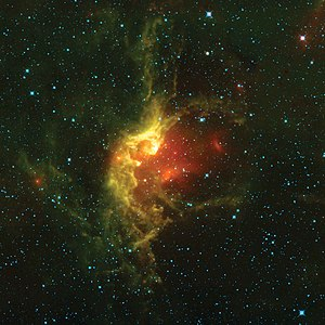 NGC 7380 - Image: The Wizard Nebula