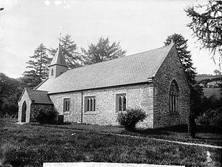 The church, Manafon