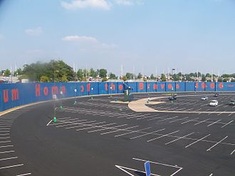 Atlanta–Fulton County Stadium - The site where Atlanta–Fulton County Stadium once stood is now a parking lot.