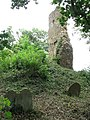 The ruined church of St Mary - the collapsed tower - geograph.org.uk - 1366338.jpg