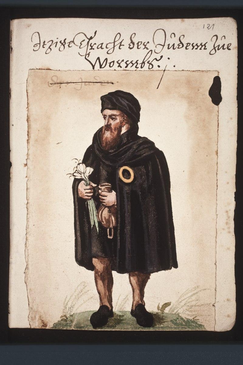 Jude aus Worms (um 1600)