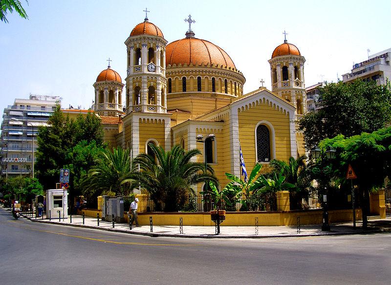 Image:Thessaloniki Saint Gregory Palamas.jpg
