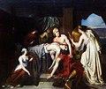 Thetis delivering Achilles New Armor by François Gérard.jpg