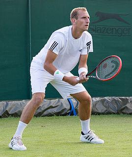 Thiemo de Bakker Dutch tennis player