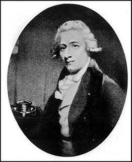 Thomas Earnshaw British watchmaker