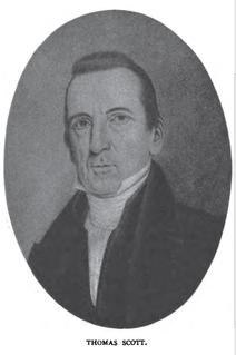 Thomas Scott (Ohio judge) American judge