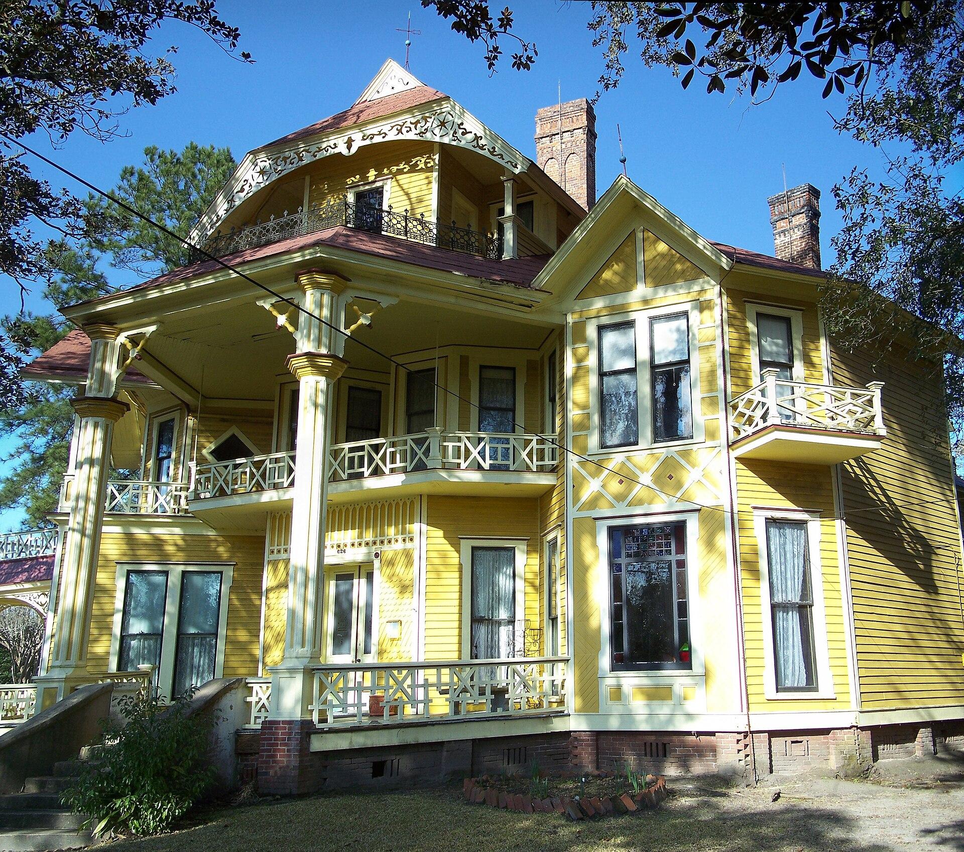 Lapham-Patterson House