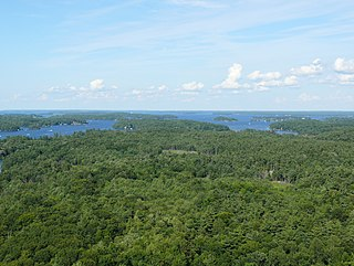 Thousand Islands National Park
