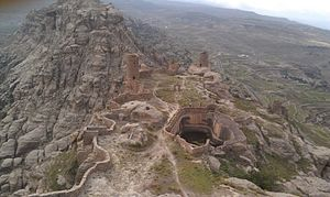 Thula - Image: Thula fortification