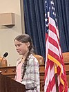 Thunberg speaks at the US Capitol for Climate Action.jpg