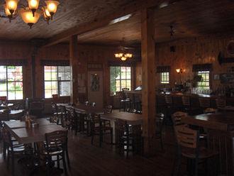 Big Bay, Michigan - Interior of the Thunder Bay Inn