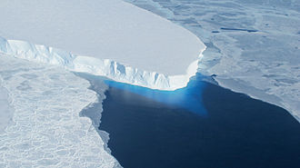 Thwaites Glacier - The Thwaites Glacier