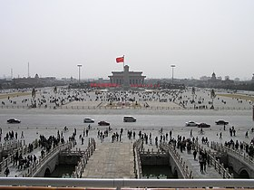 Image illustrative de l'article Place Tian'anmen
