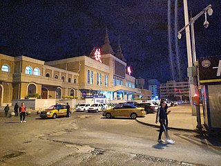 Tieling railway station