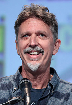 Tim Kring - Kring at the 2015 San Diego Comic-Con International