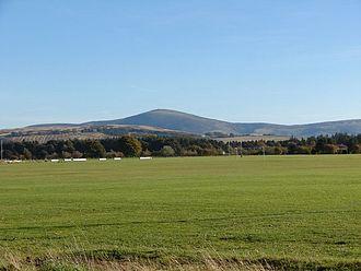 Lanark Silver Bell - Tinto from Lanark Racecourse.