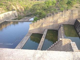 Arkavati - Picture: Tippagondanahalli dam water