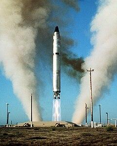 Missile balistico intercontinentale