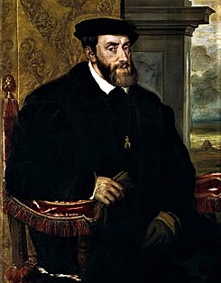 Titian - Portrait of Charles V Seated (cropped) 2.jpg