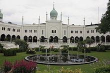 el castell els jardins de tivoli - Jardins De Tivoli