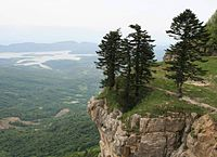 Tkibuli Reservoir (Photo A. Muhranoff, 2011).jpg