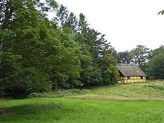 Tokkekøb Hegn - Dampegård in Tokkekøb Hegn