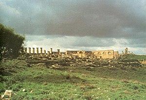 Ptolemais, Cyrenaica - Ruins of Ptolemais
