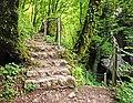 Tolmin Gorge - stairs.jpg