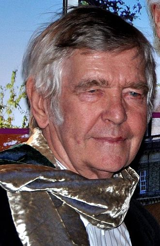Tom Courtenay - Courtenay in Paris at a premiere of Quartet, March 2013.