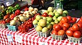 Tomatoes and Onions at a Farmers Market.jpg
