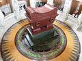 Tomb of Napoleon Bonaparte Dôme des Invalides Paris France 001.JPG