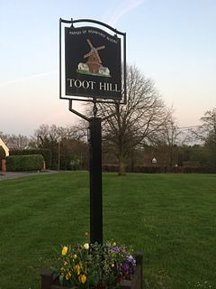 Toot Hill, Essex Human settlement in England