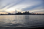 Toronto Skyline from Ward's Island (19583263168).jpg