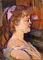 Toulouse-Lautrec - FEMME DE MAISON, 1894, MTL.172.jpg