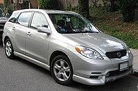 Toyota Matrix thumbnail