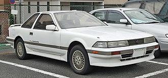 Toyota Soarer - Image: Toyota Soarer 20 001